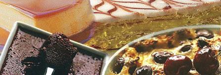 Desserts et entremets sans sucre