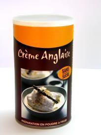 CREME ANGLAISE - Pour 2 litres de préparation