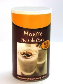 MOUSSE NOIX DE COCO