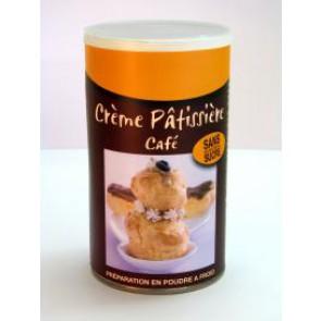 CREME PATISSIERE CAFE -  Pour 1 litre  de préparation