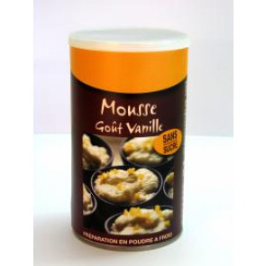 MOUSSE VANILLE - 285 g