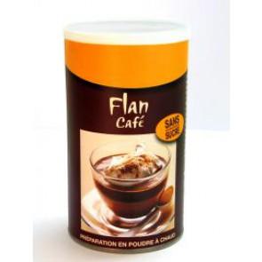 FLAN CAFÉ - 360 g  Pour 3 litres