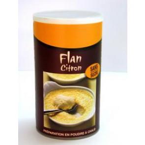 FLAN CITRON - 300 g Pour 3 litres