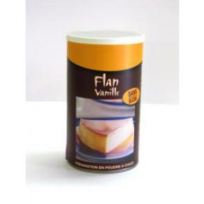 FLAN GOUT VANILLE - 300 g Pour 3 litres