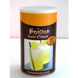 BOISSON GOÛT CITRON édulcorée - 300 g