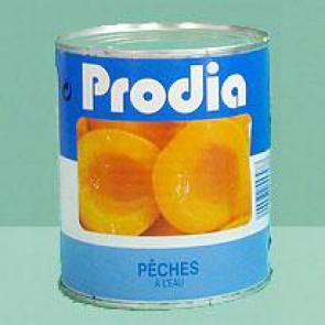 PÊCHES (demies) - 850 ml