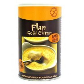 FLAN GOUT CITRON SANS GLUTEN - Pour 3 litres