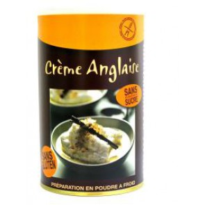CREME ANGLAISE SANS GLUTEN - Pour 2 litres