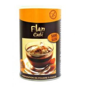 FLAN CAFE SANS GLUTEN - Pour 3 litres