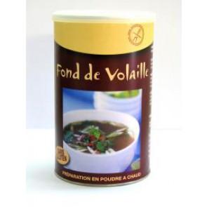 FOND DE VOLAILLE SANS GLUTEN