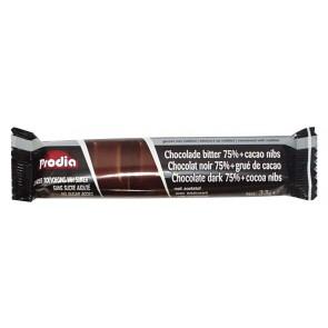 BARRE SNACK CHOCOLAT  NOIR 72% GRUE DE CACAO