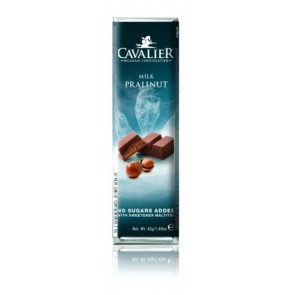 BARRE DE CHOCOLAT PRALINE